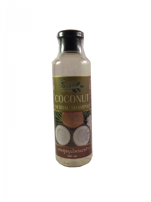 Bio Way Coconut Herbal Shampoo