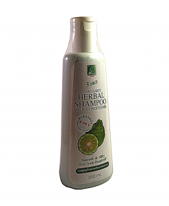 Thai Herbal Bergamot Shampoo