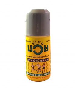 Muay Thai Analgesic Liniment