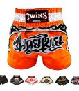 Twins Special Muay Thai Shorts 156 Orange