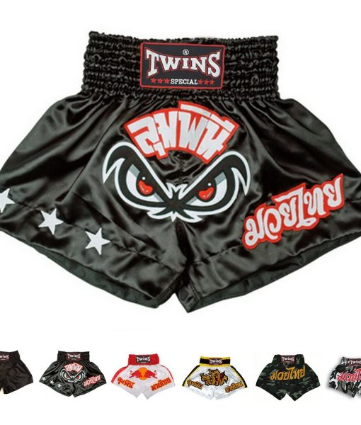 Twins Special Muay Thai Shorts No Fear