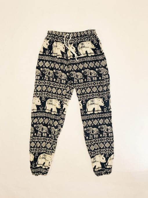 Black Elephant Pants v2