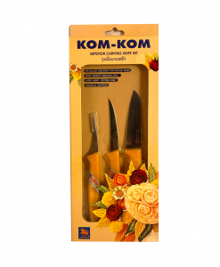 KOM-KOM Superior Carving Knife Set