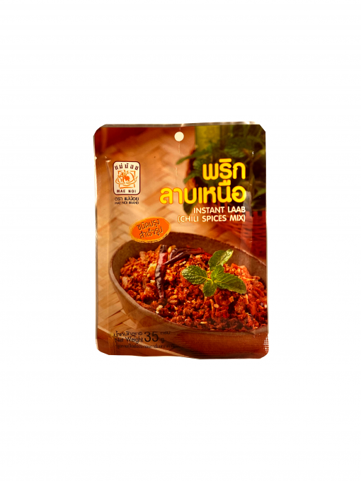 MAE NOI BRAND Instant Laab Chili Spices Mix